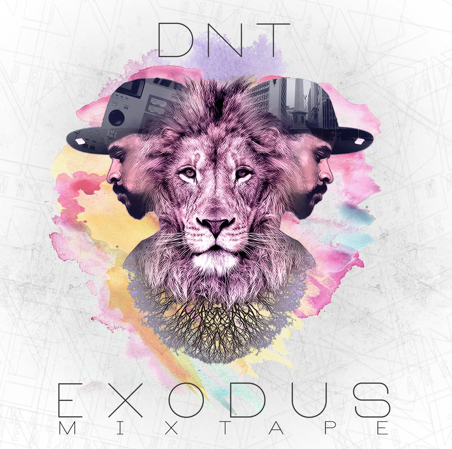 DNT_Exodus_CoverAlbum_Front