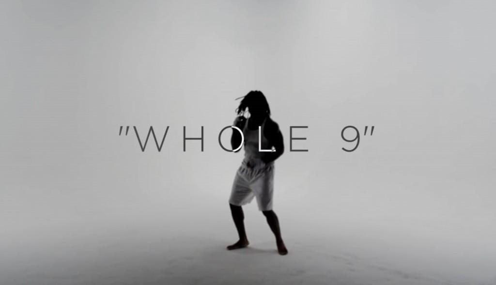 -Whole 9- - FLAME & Mike REAL Capa